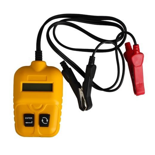 Tester Diagnoza  Acumulatori Auto , Analiza baterii 12 V