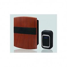 Sonerie Fara Fir Rezistenta La Apa -- Waterproof Wireless Doorbel Luckarm 3902