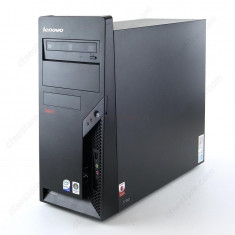 CALCULATOR TOWER LENOVO M58e C2D E8400 3.0GHZ/4GB DDR2/160GB/DVD/INTEL GMA X4500 - Sisteme desktop fara monitor Lenovo, Intel Core 2 Duo, 2001-2500 Mhz, 100-199 GB, LGA775