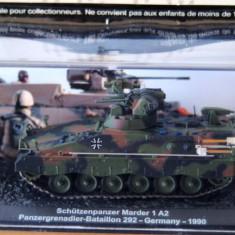 Macheta tanc Schutzenpanzer Marder - Germany - 1990 scara 1:72