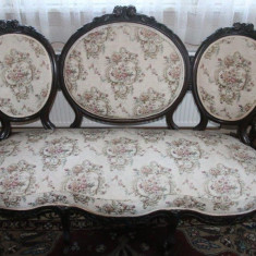 Salon Victorian, sec 19, Sufragerii si mobilier salon, Biedermeier, 1900 - 1949