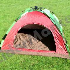 Cort camping pentru 3 persoane - pliabil, foarte usor de instalat !, Numar persoane: 3