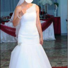 Vand rochie de mireasa sirena NAVA Bride