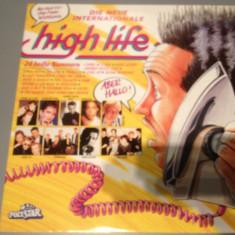 HIGH LIFE - cu:C.REA, THE CURE, RUN DMC...(1987 /POLYGRAM REC/ RFG ) - VINIL/VINYL - Muzica Rock universal records