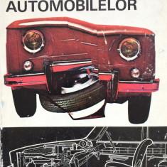 REPARAREA AUTOMOBILELOR - Al. Groza, I. Ghita - Carti auto