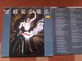 Kansas Power album disc vinyl lp editie vest mapa texte muzica rock, VINIL