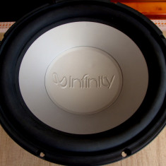 SUBWOOFER INFINITY 30cm