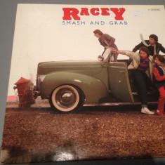 RACEY - SMASH AND GRAB (1979 /EMI REC/ RFG ) - VINIL/ROCK/VINYL - Muzica Rock universal records