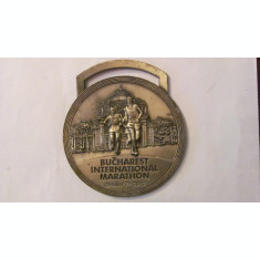 "MMM- Medalie Romania ""Maratonul International Bucuresti 2012"""