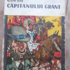 Copiii Capitanului Grant - Jules Verne, 526149 - Carte in engleza