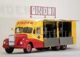 2314.Macheta CAMION PINDER BERNARD 28 CENTRALE ELECTRIQUE - 1951 scara 1:43