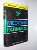 Dictionar cronologic Medicina - Farmacie Bucuresti 1975