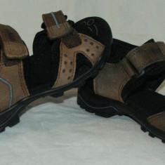 Sandale copii ECCO - nr 26, Culoare: Din imagine, Baieti, Piele naturala
