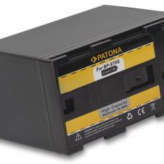 1 PATONA | Acumulator pt Canon BP 925 BP 955 BP 970G BP 975 BP925 BP955 BP975 - Baterie Aparat foto