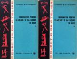 INDRUMATOR PENTRU STANTARE SI MATRITARE LA RECE - A. Borovic, Nicolaescu (2 vol)