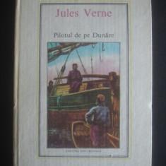 JULES VERNE - PILOTUL DE PE DUNARE, Alta editura, 1985