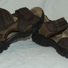 Sandale copii ELEFANTEN - nr 31, Culoare: Din imagine, Baieti, Piele naturala