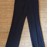 Pantaloni office, de dama, Esprit - Pantaloni dama Esprit, Marime: Alta, Culoare: Negru, Lungi