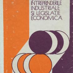 ORGANIZAREA PRODUCTIEI SI A MUNCII IN INTREPRINDERILE INDUSTRIALE - G. Iliescu