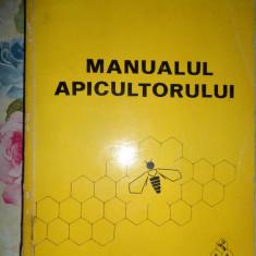 Manualul apicultorului editia a 3-a- V.Harnaj