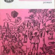 Poezii - Francois Villon, 525813 - Carte poezie