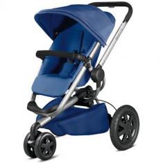 Carucior Buzz 3 Colectia 2015 Blue Base - Carucior copii 2 in 1 Quinny
