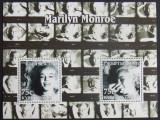 KYRGYZSTAN 2003 - M. MONROE,  1 S/S, NEOBLITERATA - KPLR 25