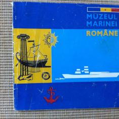 Muzeul marinei romane ilustrata album foto muzeu hobby - Album Muzee