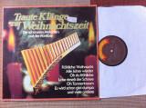 Traute klange guitar panflote muzica pop nai dinu radu disc vinyl lp ed vest, VINIL
