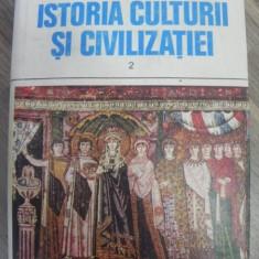 Istoria Culturii si civilizatiei Vol 2- Ovidiu DrImba - Istorie