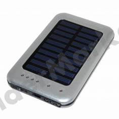Incarcator Solar- 2600 mA GARANTIE 12 LUNI