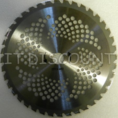 Disc taietor VIDIA 255mm x 25.5mm 40 DINTI Motocositoare
