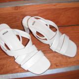 Sandale de piele  MEXX, marimea 36, folosita de 2 ori