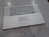 palmrest + touchpad + tastatura APPLE PowerBook G4 A1107 Early 2005