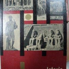 ISTORIA ARTELOR PLASTICE- CONSTANTIN SUTER, BUC.1967 - Carte Istoria artei