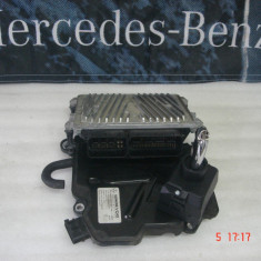 Mercedes S Class W221, 500 4Matic, 2008, Calculator + kit pornire - Contact auto, Mercedes-benz, S-CLASS (W221) - [2005 -2013]