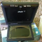 Plafoniera auto Flip Down TFT LCD DVD Player TV