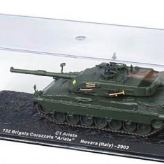 Macheta tanc C1 Ariete - Italy - 2002 scara 1:72