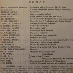 "PVM - ""Cetatea Moldovei"" / revista lunara de literatura si critica / 01.04.1941"
