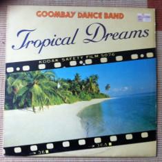 Goombay Dance Band tropical dreams album disc vinyl lp muzica pop dance disco - Muzica Dance, VINIL