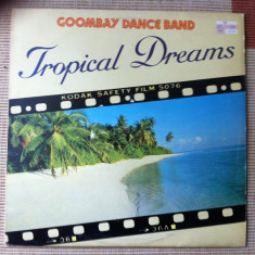 Goombay Dance Band tropical dreams album disc vinyl lp muzica pop dance disco - Muzica Dance, VINIL