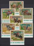 GUINEEA EQUATORIAL 1972  - J.O. MUNCHEN - SERIE  MNH, Nestampilat