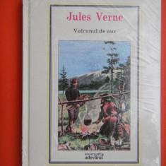 VULCANUL DE AUR Jules Verne Nr.12 Biblioteca Adevarul - Carte de aventura