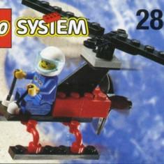LEGO 2849 Helicopter - LEGO City