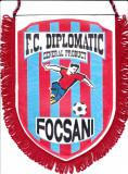 Fanion fotbal FC DIPLOMATIC GENERAL PRODUCT FOCSANI