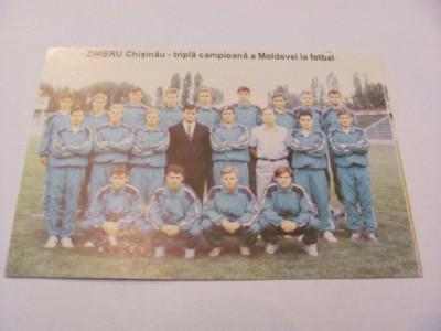 CY - Zimbru Chisinau 1994 Republica Moldova foto