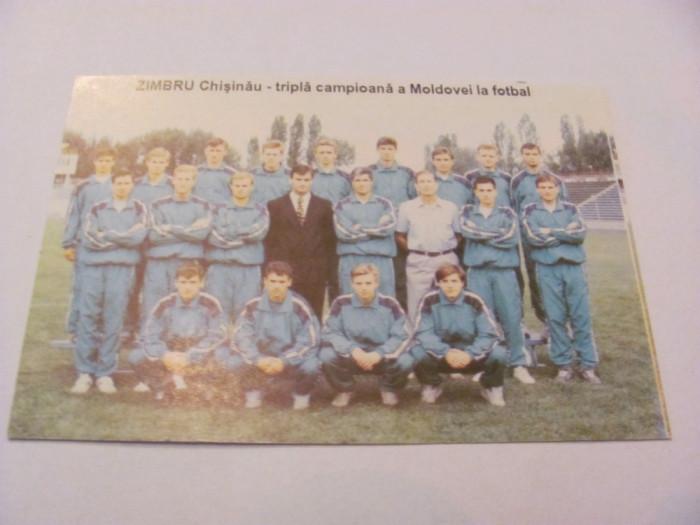 CY - Zimbru Chisinau 1994 Republica Moldova