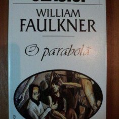 O PARABOLA de WILLIAM FAULKNER - Roman