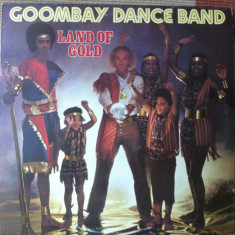 Goombay Dance Band land of gold disc vinyl muzica pop disco dance lp editie vest, VINIL
