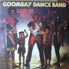 Goombay Dance Band land of gold disc vinyl muzica pop disco dance lp editie vest, VINIL